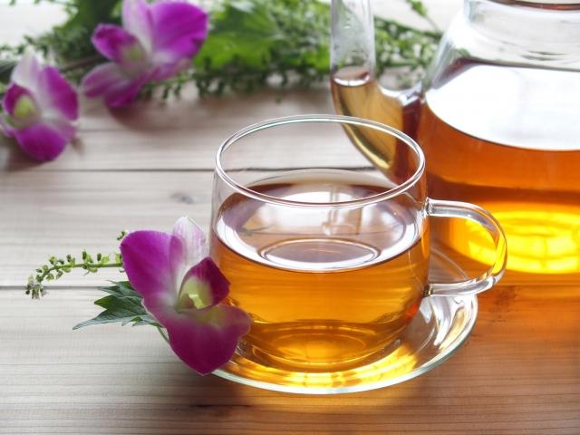 日焼け防止には紅茶が効く!?リラックスや健康にも