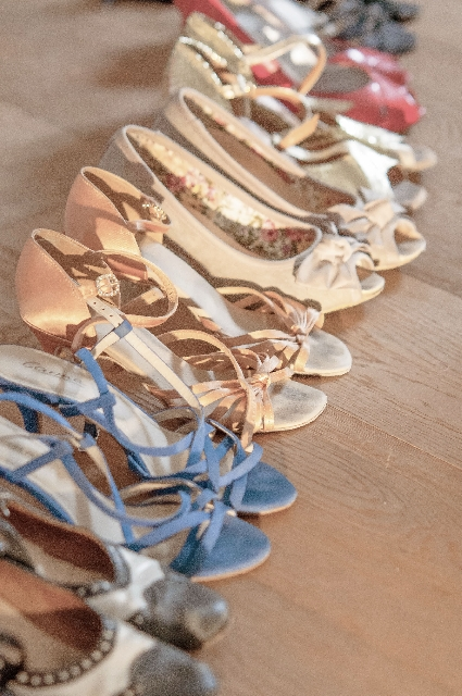 2015秋のパンプスコーディネート色や靴下の組み合わせ