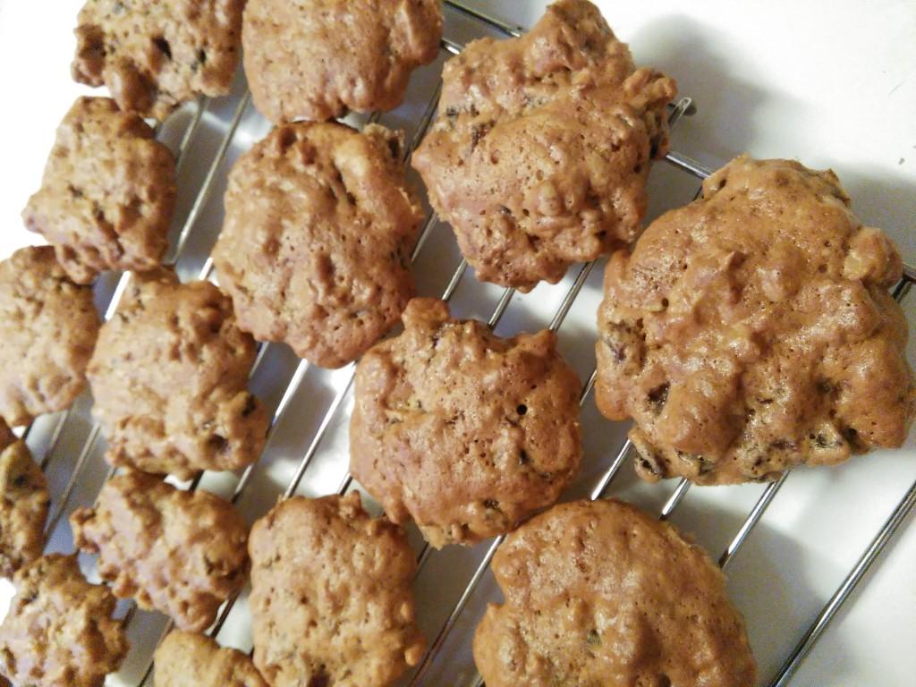 くるみとレーズンのお菓子レシピ!簡単クッキー♪