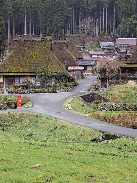 京都の美山かやぶきの里!宿泊施設と温泉