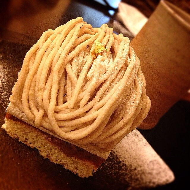 秋のお菓子簡単レシピ★栗の渋皮煮のアレンジ