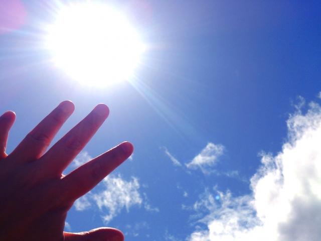 秋の紫外線対策!髪や肌の日焼け防止
