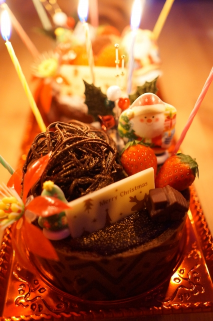 クリスマスのデザートレシピ☆簡単にできる