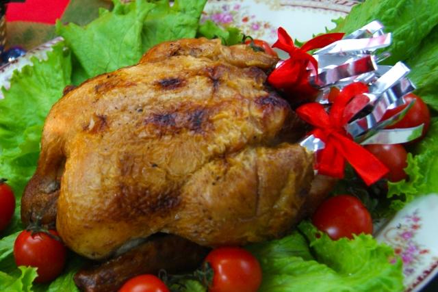 クリスマスレシピ!デザートと定番のローストチキンの簡単作り方
