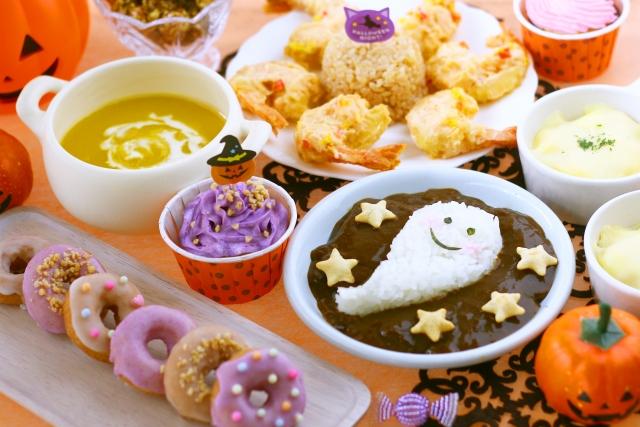 ハロウィンのお菓子♪簡単に出来る定番レシピ!