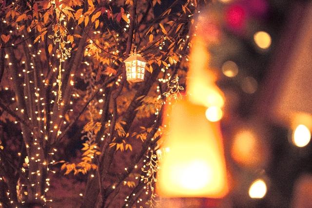 クリスマスのイルミネーション関西!2015兵庫