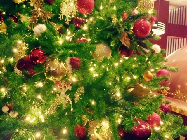 クリスマスのイルミネーション2015!京都のイルミエール